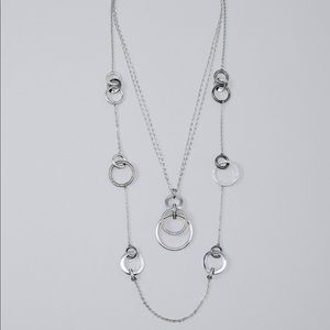 Convertible Pave-Link Necklace